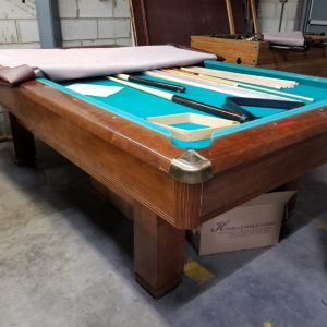 hawthorn brunshwick pool table