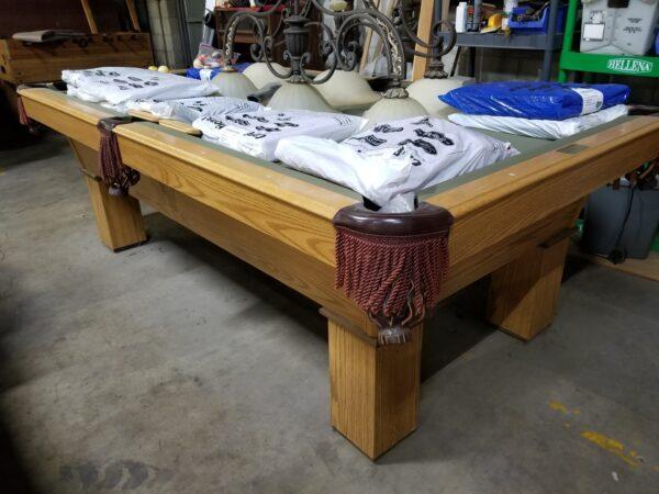 steepleton 8 ft pool table